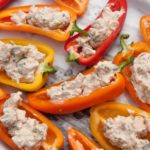 Hungarian stuffed peppers