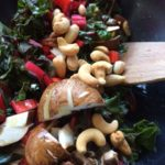 Miammmm – Red chard vegetables