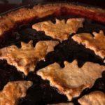 Ozzy Halloween Pie (Linzerpie) Recipe from my son
