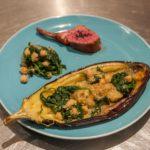Aubergine (eggplant) Mush